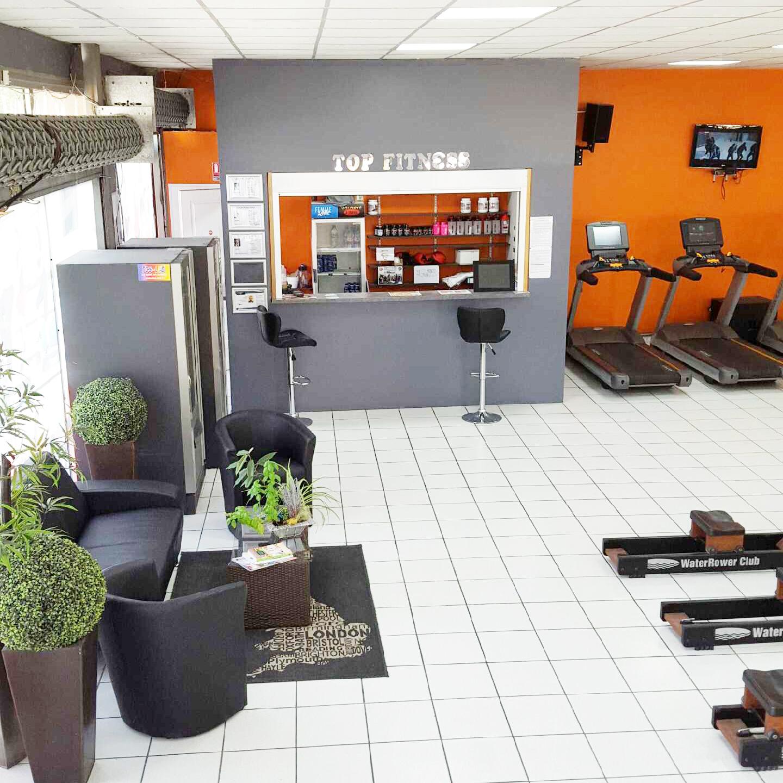 salle de sport top fitness 224 vienne