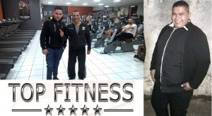 AVANT/APRES OMER à Top Fitness
