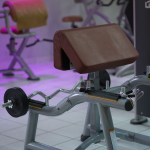 STANDING CURL BENCH