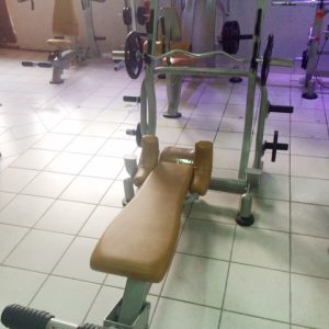 Triceps bench