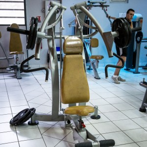 INCLINED CHEST PRESS