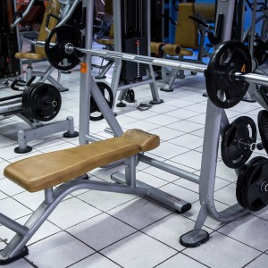 HORIZONTAL BENCH PRESS