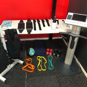 Studio d'électrostimulation